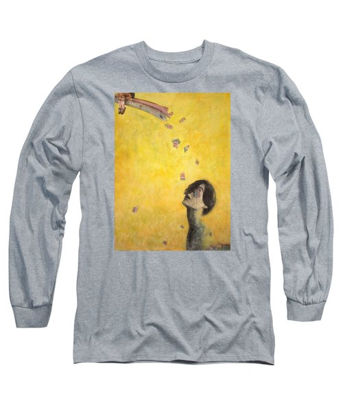 A Bridge Long Sleeve T-Shirt