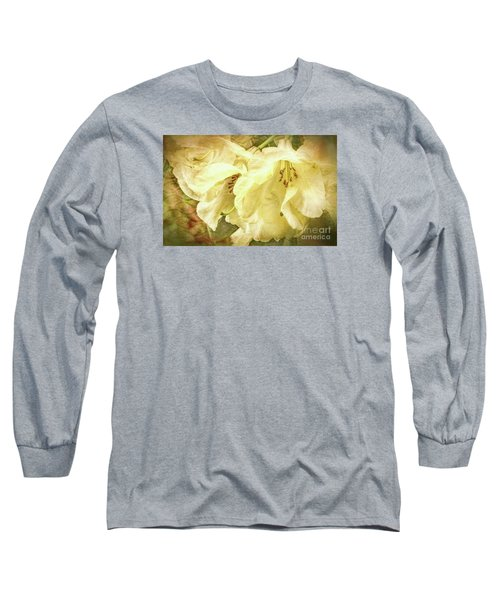 Long Sleeve T-Shirt featuring the photograph A Bunch Of Birthday Wishes by Jean OKeeffe Macro Abundance Art
