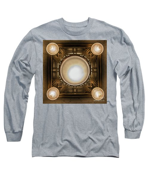 A Chandelier In The Rookery Long Sleeve T-Shirt