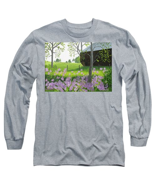 A Color Stands Abroad Long Sleeve T-Shirt