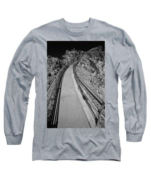 A Comfy Way Up Long Sleeve T-Shirt