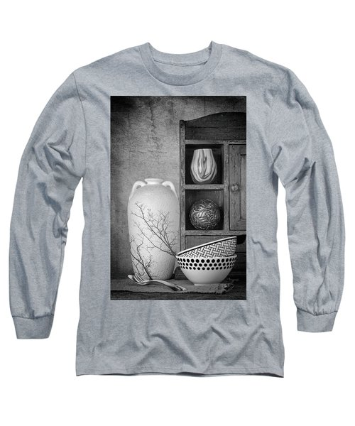 A Corner Of The Kitchen Long Sleeve T-Shirt