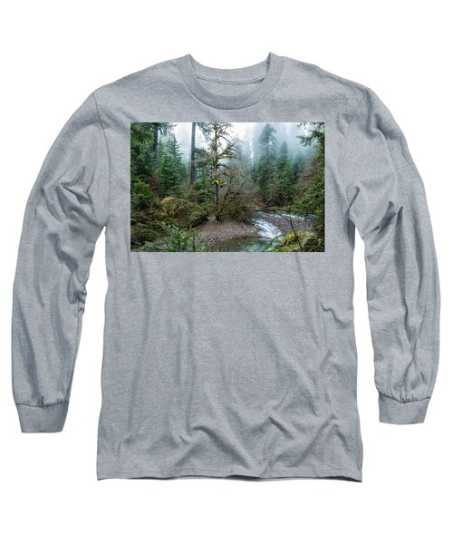 A Creek Runs Through It Long Sleeve T-Shirt