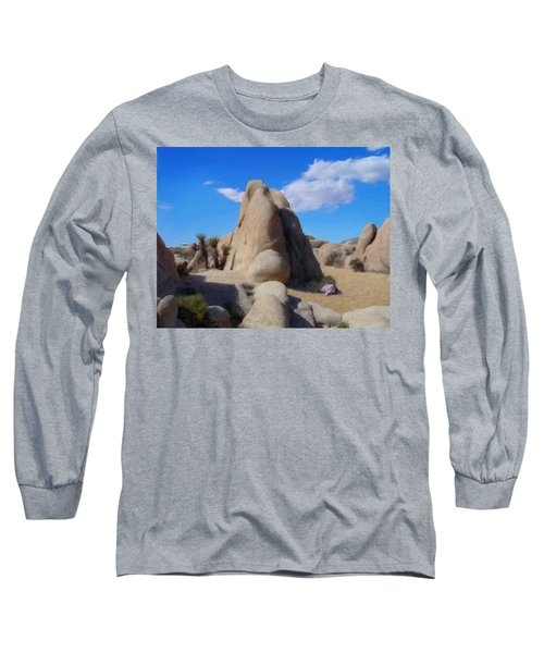 A Day In The Monument Long Sleeve T-Shirt