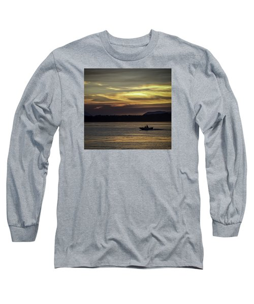A Day Of Fishing Long Sleeve T-Shirt