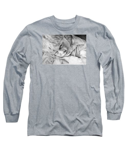 A Doleful Child Long Sleeve T-Shirt
