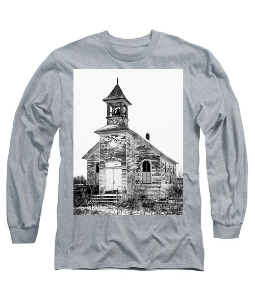 A Dreary And Slippery Road Kind Of Day Long Sleeve T-Shirt