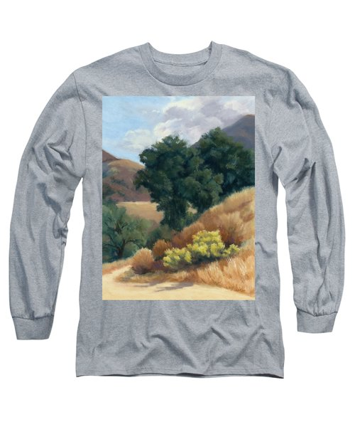 A Fall Day At Whitney Canyon Long Sleeve T-Shirt