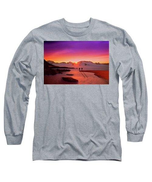 A Far-off Place Long Sleeve T-Shirt