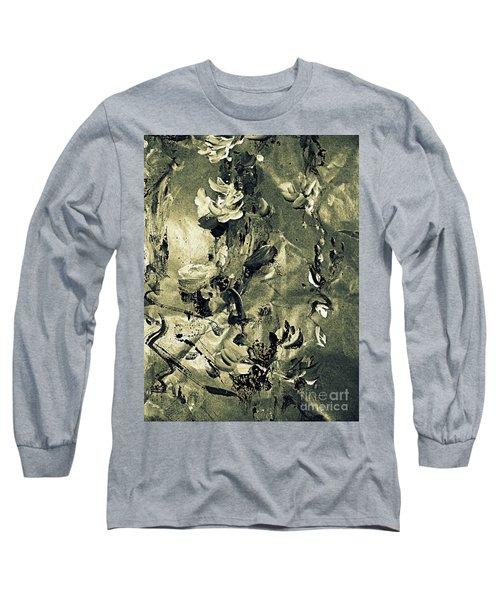 A Flower Dream Long Sleeve T-Shirt