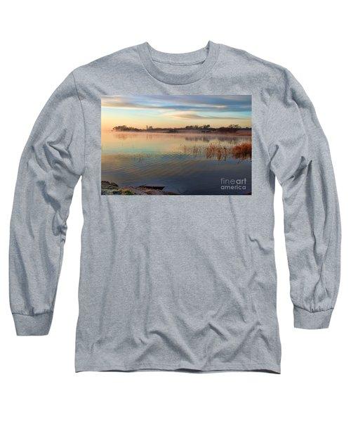 A Gentle Morning Long Sleeve T-Shirt