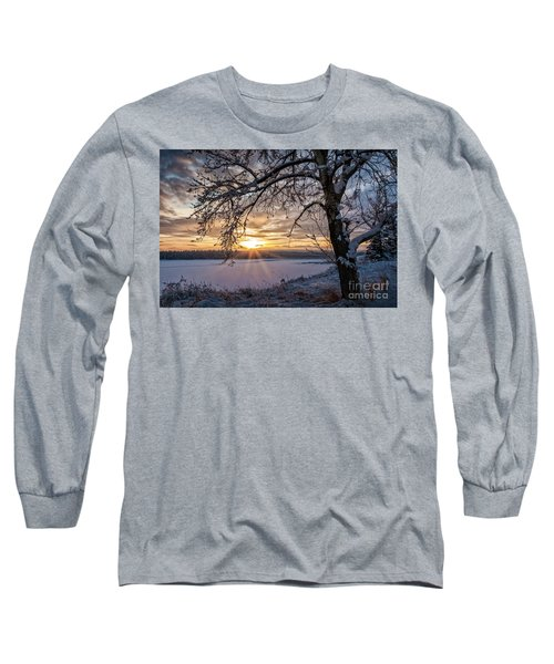 A Glenmore Sunset Long Sleeve T-Shirt