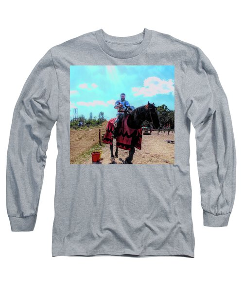 A Good Knight Long Sleeve T-Shirt