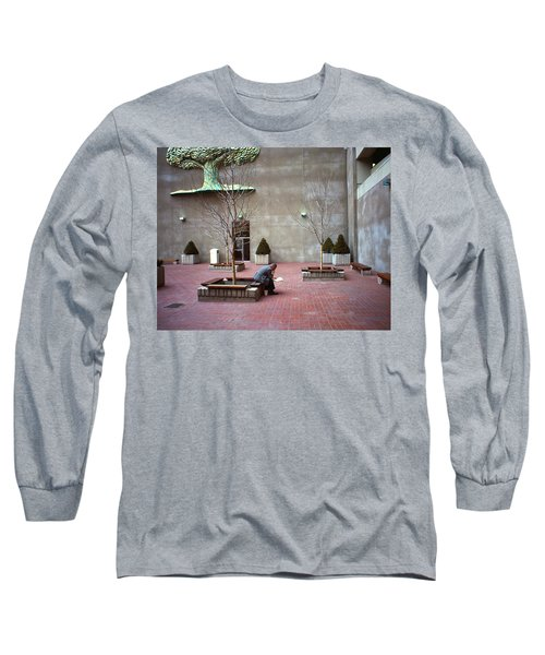 A Good Tree To Come To...to Read Long Sleeve T-Shirt