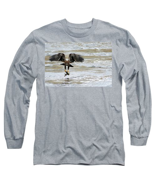 A Heavy Meal Long Sleeve T-Shirt by Brook Burling