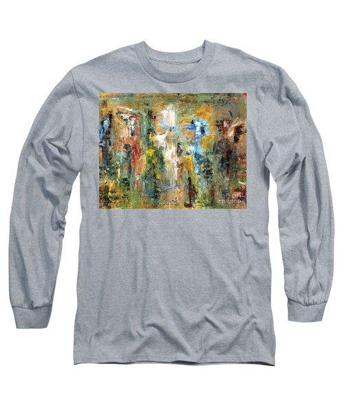 A Herd Of Five Long Sleeve T-Shirt