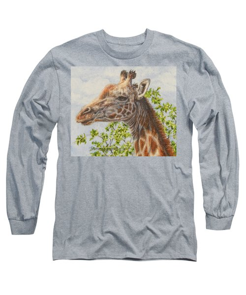 A Higher Point Of View Long Sleeve T-Shirt