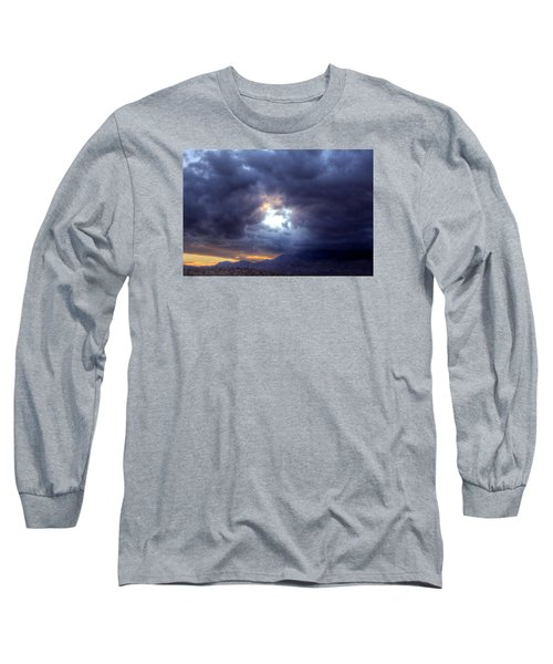 A Hole In The Sky Long Sleeve T-Shirt