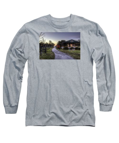 A Hometown Christmas Long Sleeve T-Shirt