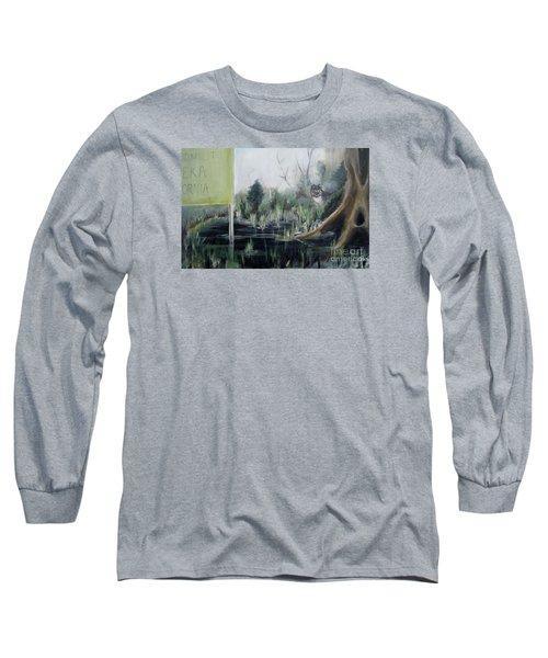 A Humboldt Holiday Long Sleeve T-Shirt
