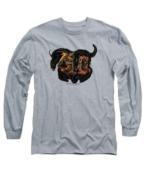 A Lake Lives Long Sleeve T-Shirt