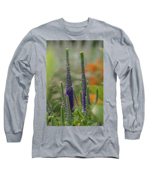 A Lancaster Garden Long Sleeve T-Shirt