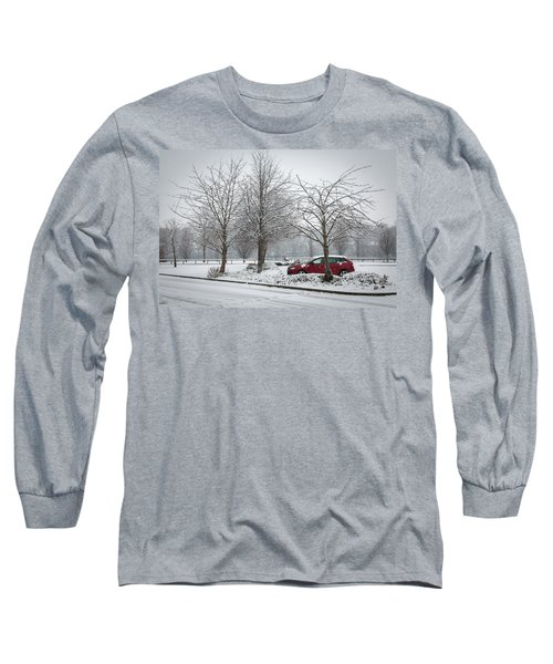 A Lonely Commute Long Sleeve T-Shirt