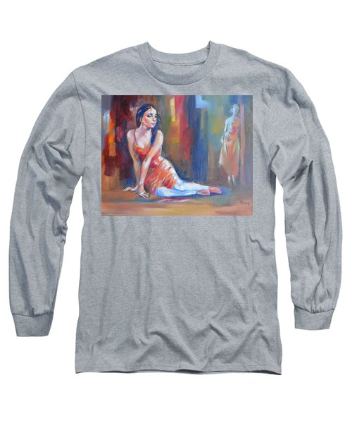 A Moment To Contemplate Long Sleeve T-Shirt