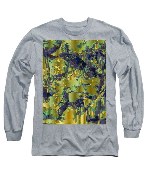 The Sweet Confusion Long Sleeve T-Shirt by Moustafa Al Hatter