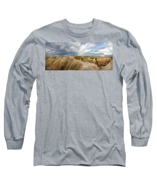 A New Day Panorama Long Sleeve T-Shirt