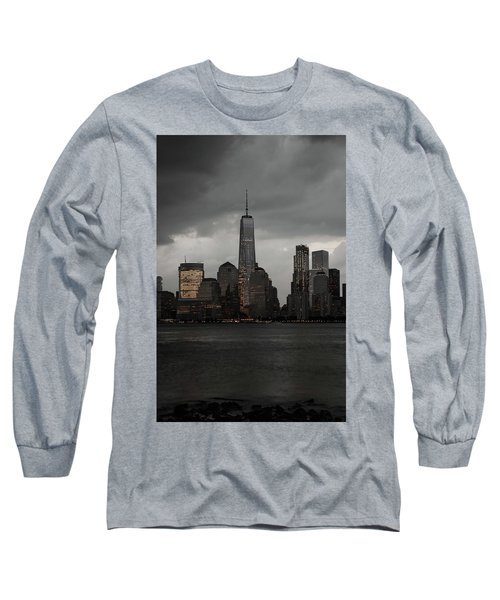A New York Mood Long Sleeve T-Shirt