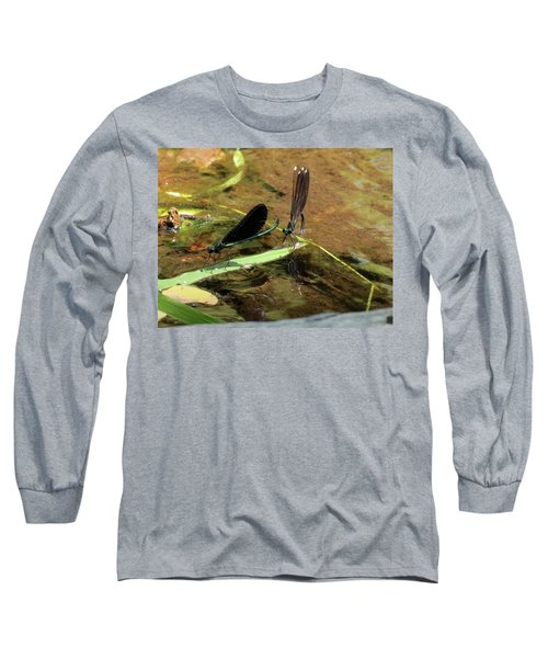 A Pair Alight Long Sleeve T-Shirt