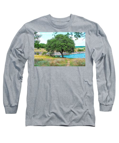 A Path To Long Sleeve T-Shirt