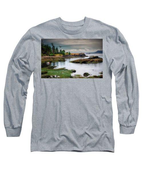 A Peaceful Bay Long Sleeve T-Shirt