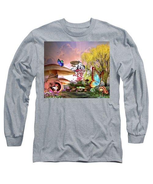 A Pixie Garden Long Sleeve T-Shirt
