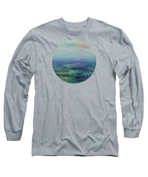 A Place For Peace Long Sleeve T-Shirt by Mary Wolf