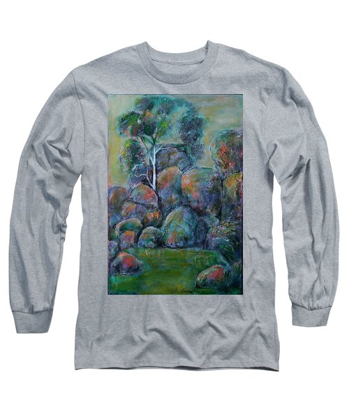 A Place Without Time Long Sleeve T-Shirt