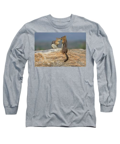 A Quick Kiss Long Sleeve T-Shirt