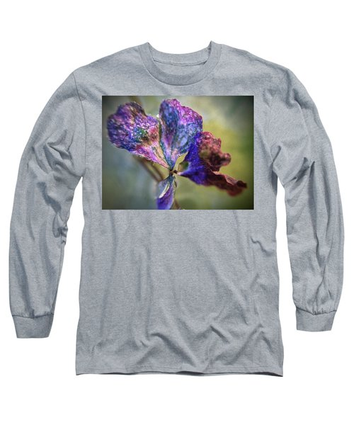 A Real 4 Leaf Clover Long Sleeve T-Shirt
