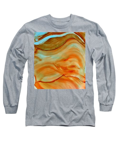 A River Runs Through It Long Sleeve T-Shirt
