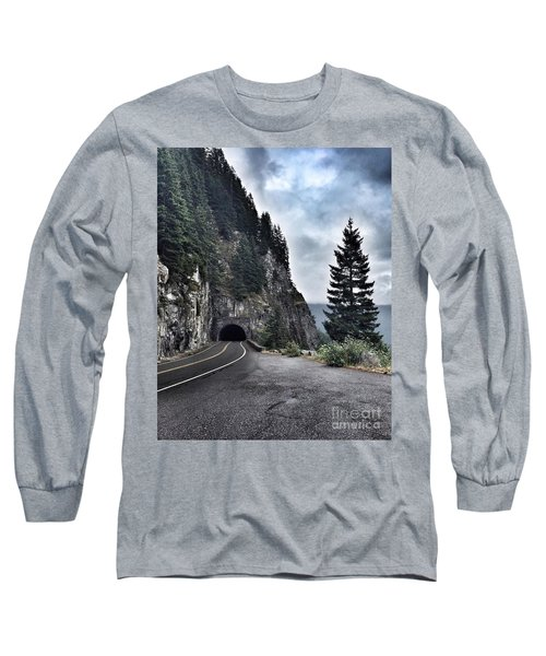 A Road To Nowhere Long Sleeve T-Shirt