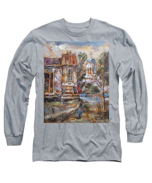 A Silent Afternoon Long Sleeve T-Shirt