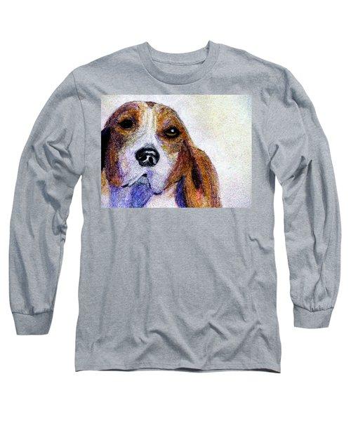 A Soulful Hound Long Sleeve T-Shirt