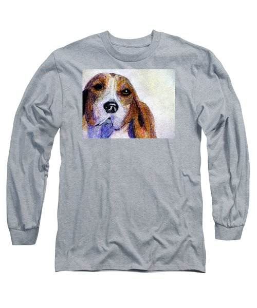 A Soulful Hound Long Sleeve T-Shirt
