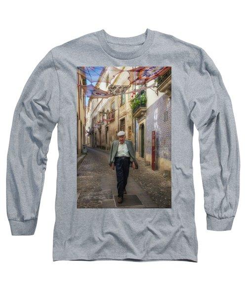 A Stoll In Coimbra Long Sleeve T-Shirt