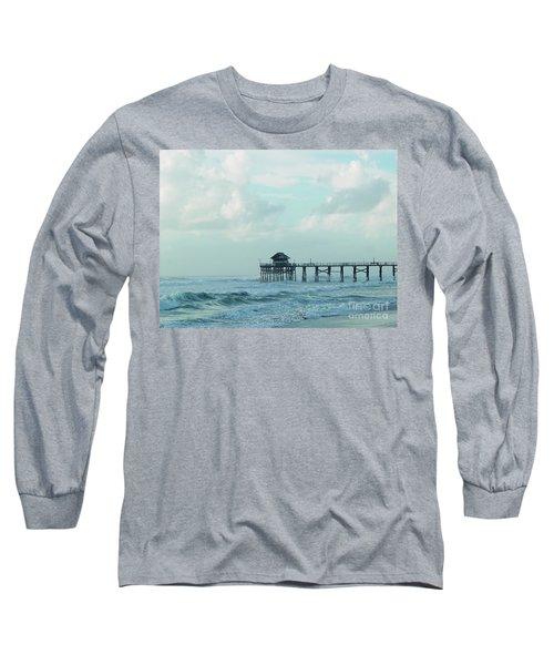 A Storm's Brewing Long Sleeve T-Shirt