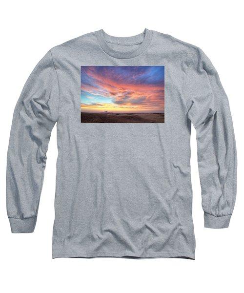 A Sunset Show Long Sleeve T-Shirt