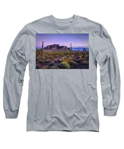 A Superstitious Evening  Long Sleeve T-Shirt