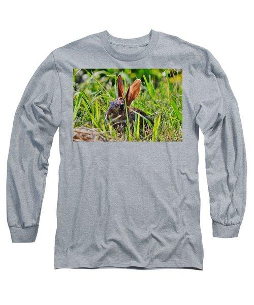 A Surprise Winner Long Sleeve T-Shirt