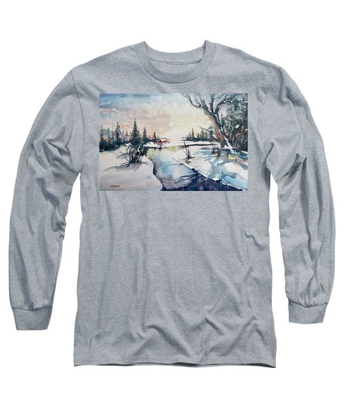 A Taste Of Winter Long Sleeve T-Shirt